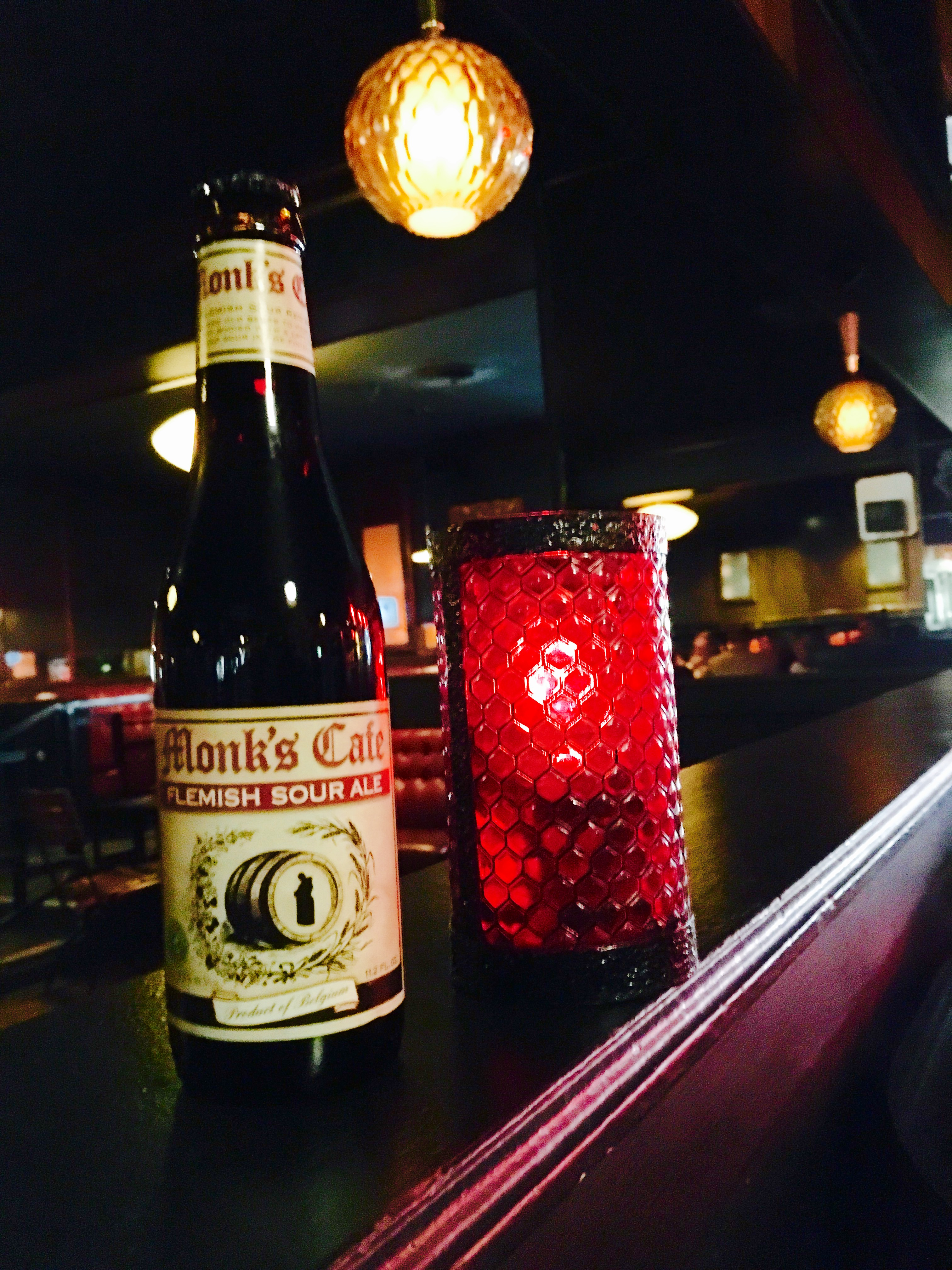 Northern Lights Lounge Drink Menu
